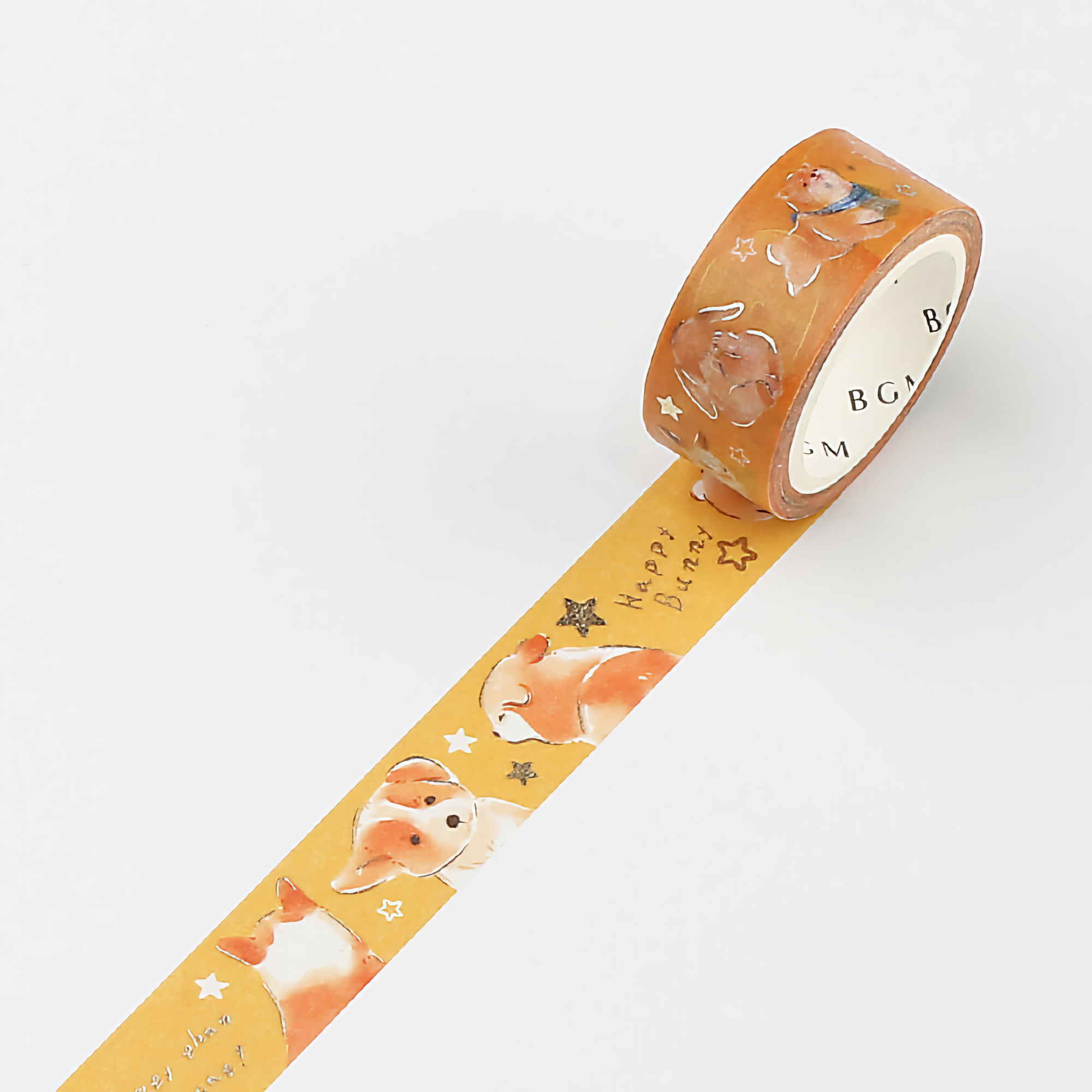 BGM Washi Tape Pet 15 mm