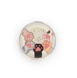 BGM Washi Tape Paws 20 mm
