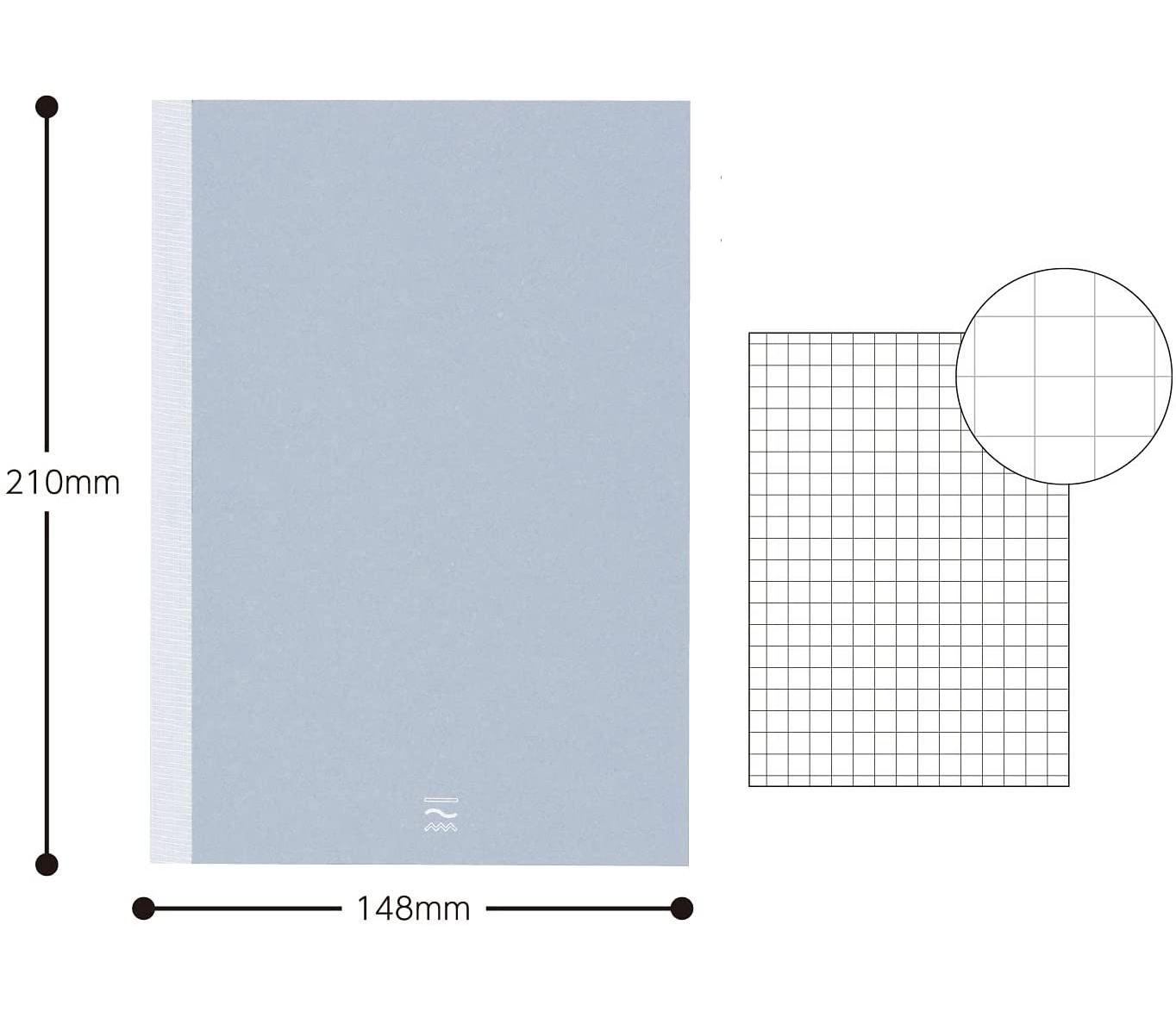 Kokuyo PERPANEP Notebook - Sara Sara A5 5 mm Rutad