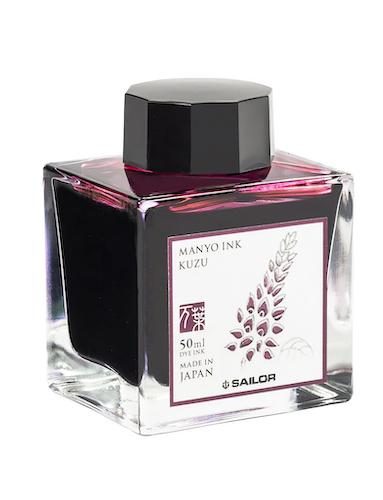 Sailor Manyo Ink Kuzu 50 ml