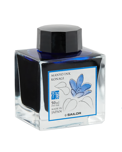 Sailor Manyo Ink Konagi 50 ml