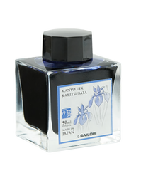Sailor Manyo Ink Kakitsubata 50 ml