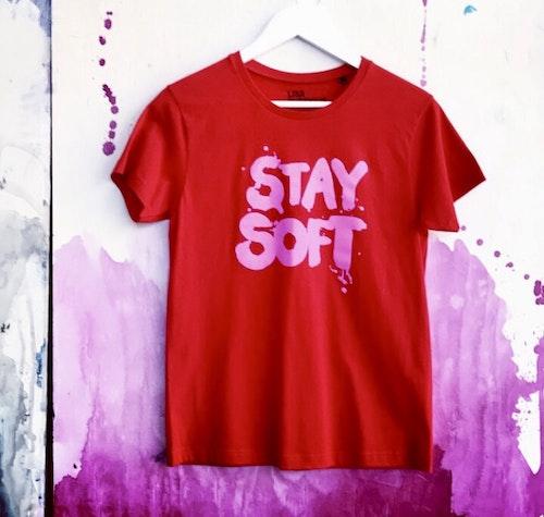 STAY SOFT    barn