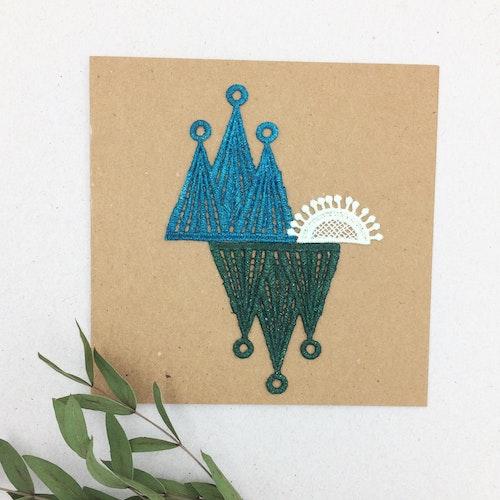Handgjort kort