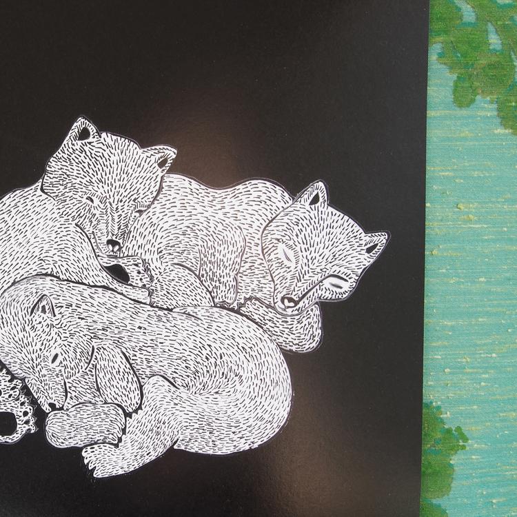 Björnar, poster
