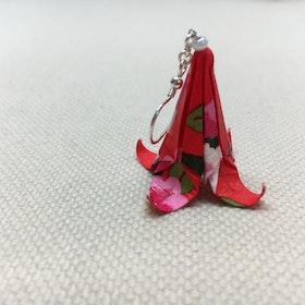 Örhänge Origami Lilja 1st