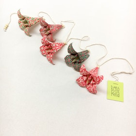 Origami-slinga Vinbär