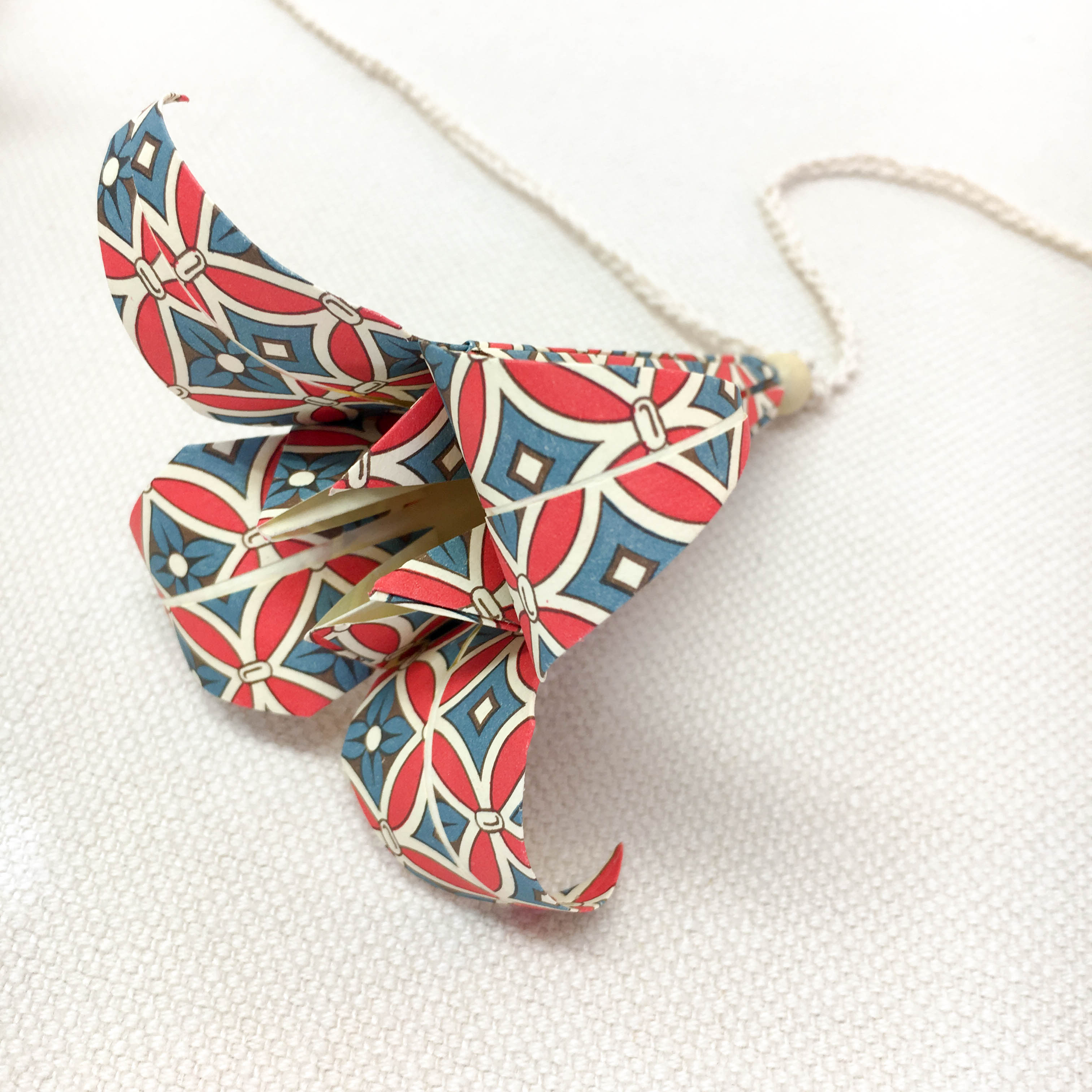 Origami-slinga Björnbär
