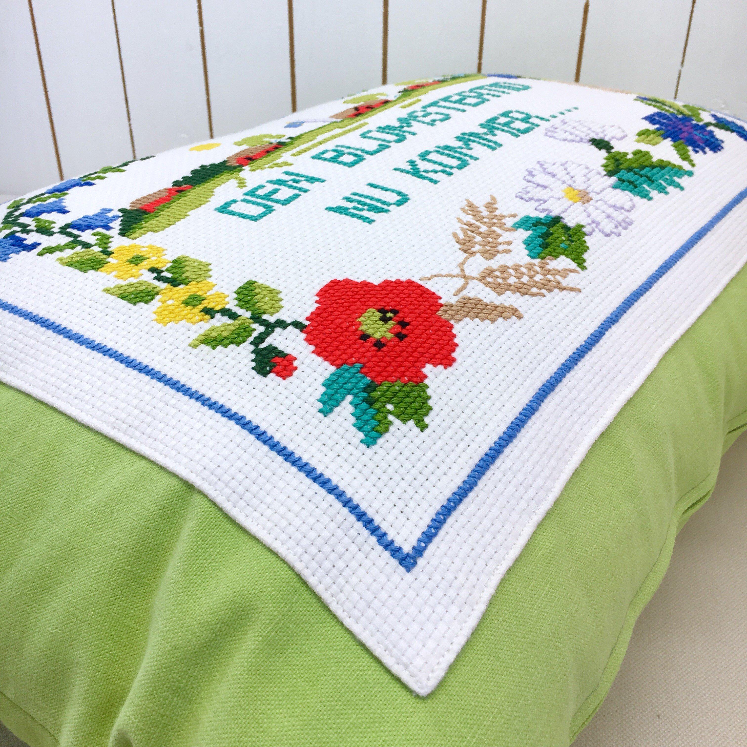 Bonadskudde Den blomstertid