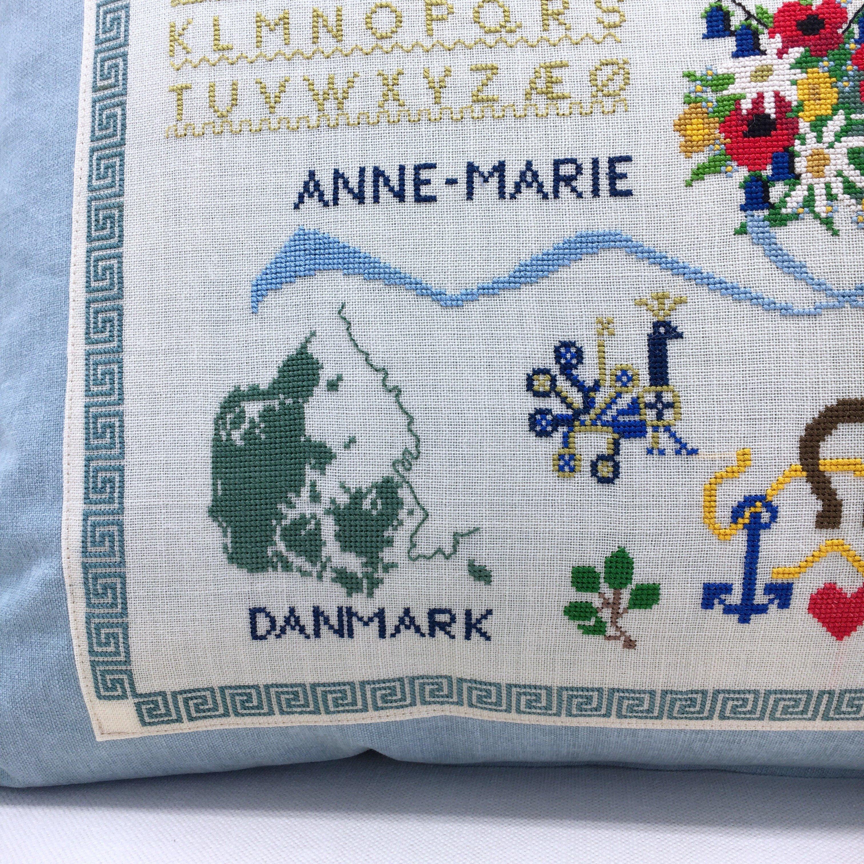 Bonadskudde Anne-Marie <3 Konstantin