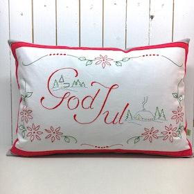 Julbonadskudde God Jul