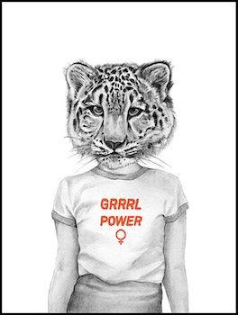 Grrrl Power