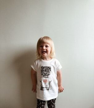 Grrrl Power Kids Tee