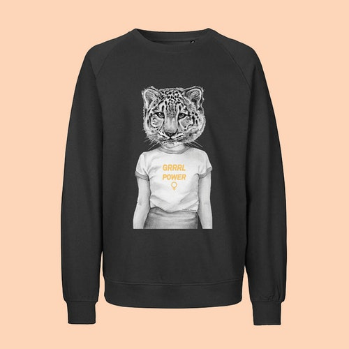 Grrrl Power Sweatshirt