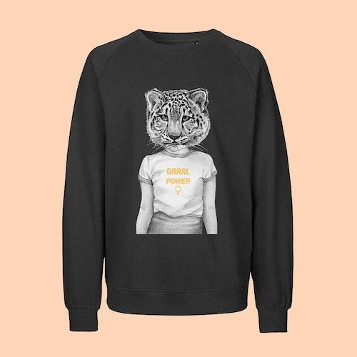 Grrrl Power Sweatshirt