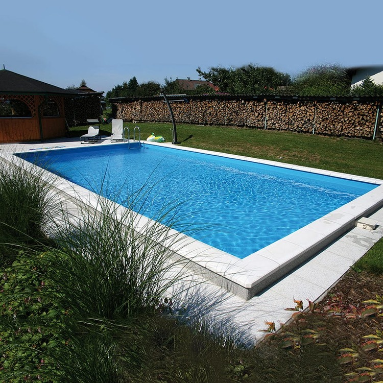 Proffs Thermoblock Pool Paket 700 x 350 x 150 cm