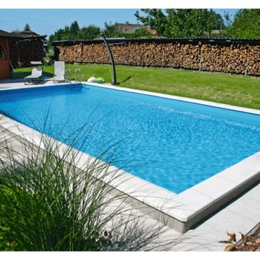Proffs Thermoblock Pool Paket 600 x 300 x 150 cm