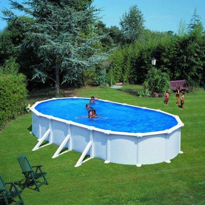 Clear Pool Classic oval 500x300x120 cm