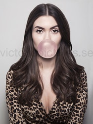 Bubble girl 1