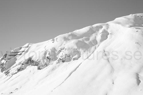 Alps b/w