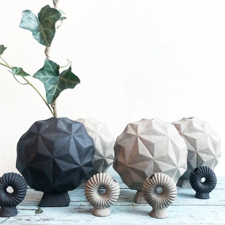 Origamivas, Stor (flera färger)