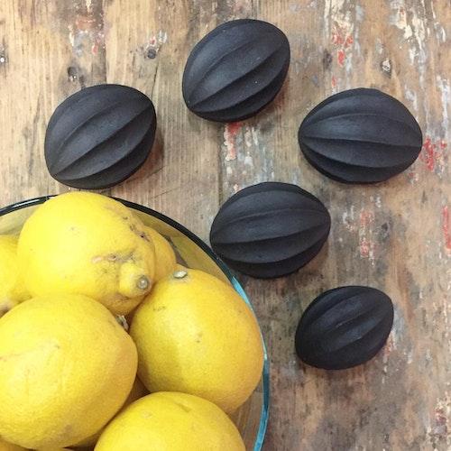 Citruspress Svart, Liten