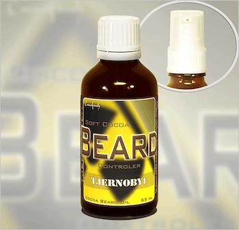 """Tjernobyl"" - COCOA BEARD CONTROLER (Skäggolja, Naturell)"