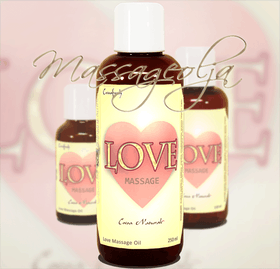 "LOVE MASSAGE - ""Naturale"" (Massageolja)"