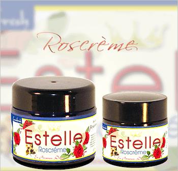 """ROSE CRÈME """"Estelle rose"""" (Hudcréme)"""