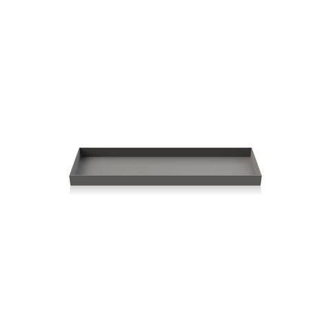 Bricka 32x10x2 cm Gray