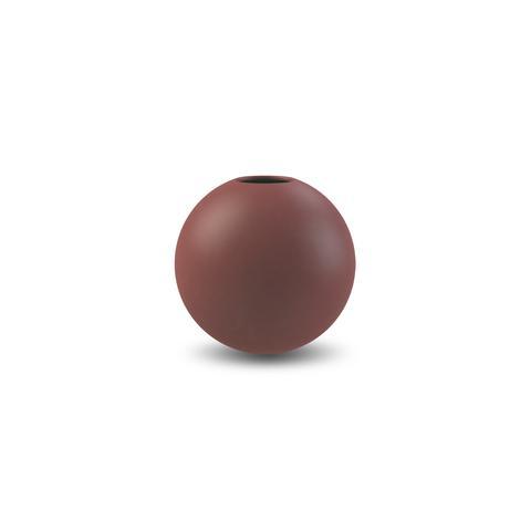 Ball Vase Plum 10 cm