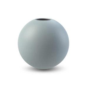 Ball Vase Dusty 20 cm Blue