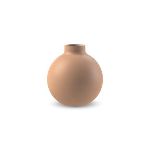 Collar Vase 12 cm Cafe Au Lait