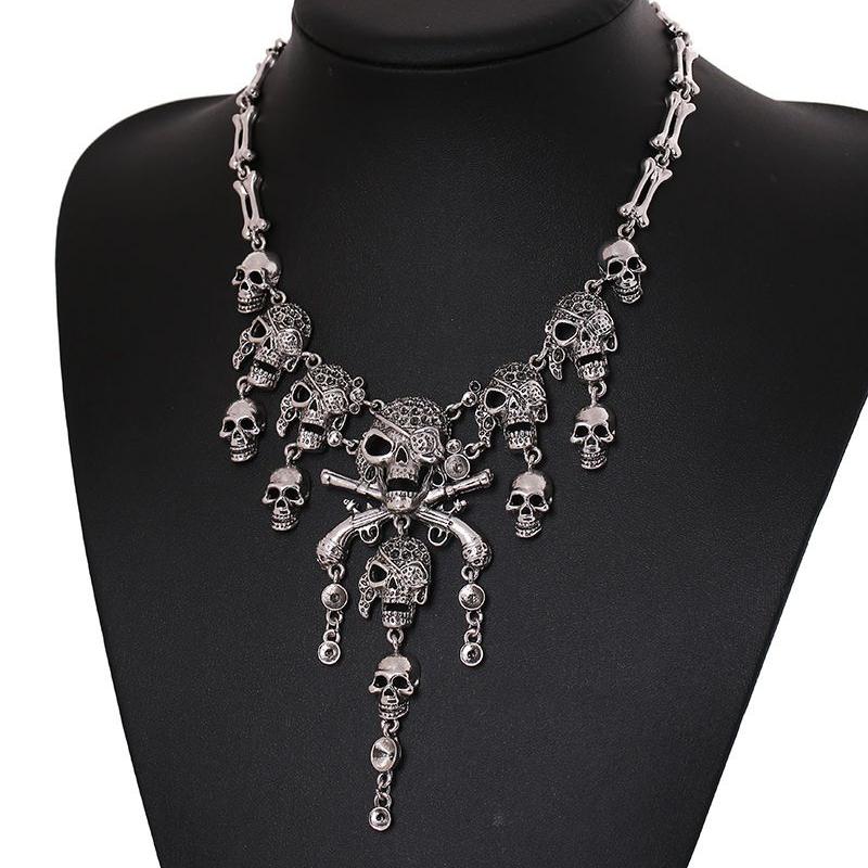 PERFECT STRANGERS - Halsband i silver
