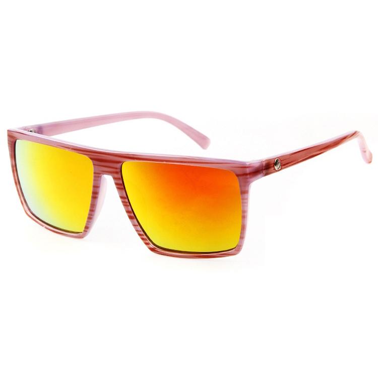 CLASSICO - Retro solglasögon med dödskallar på sidorna