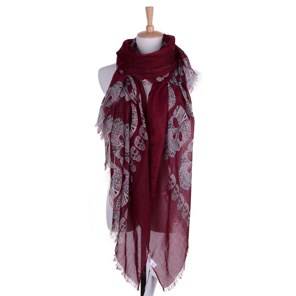 Red Red Wine - Scarf och Sarong