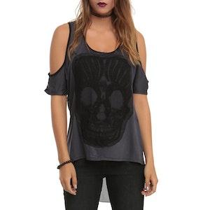 KEROSENE - Off shoulder tröja