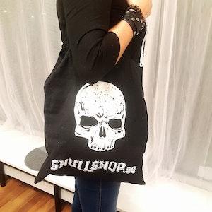 Skullshop - Tygväska