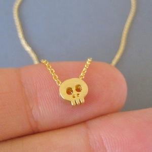 MORE THAN WORDS - Halsband i 18k guld