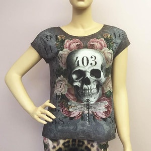 L 403 -  T-shirt design Van Asch