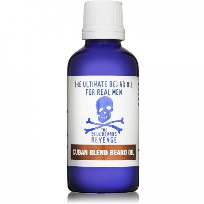SKÄGGOLJA - Cuban Blend från Bluebeards Revenge