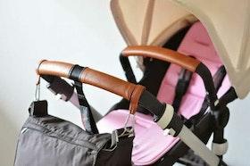 Handtagsskydd och bumperskydd till Bugaboo BUFFALO