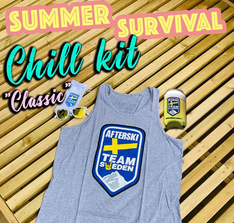 "Kopia Chill Kit ""Classic"" - Summer Survival"