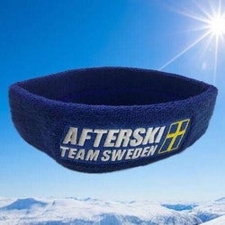 Pannband - Afterski Team Sweden