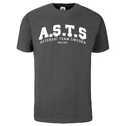 T-Shirt - A.S.T.S - Mörkgrå