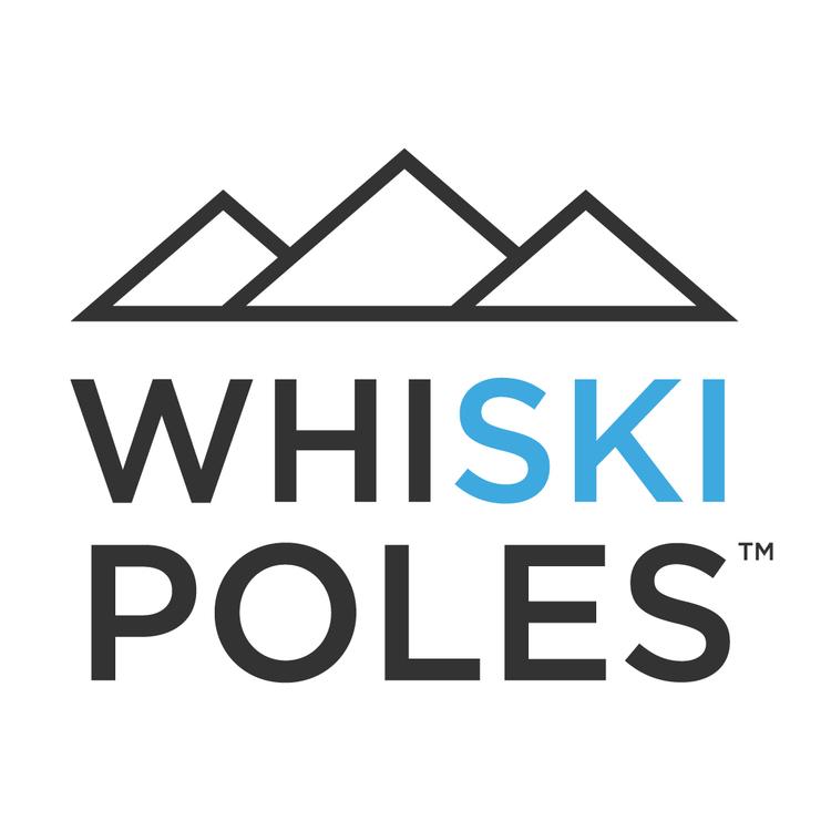 WhiSki Poles 1-par