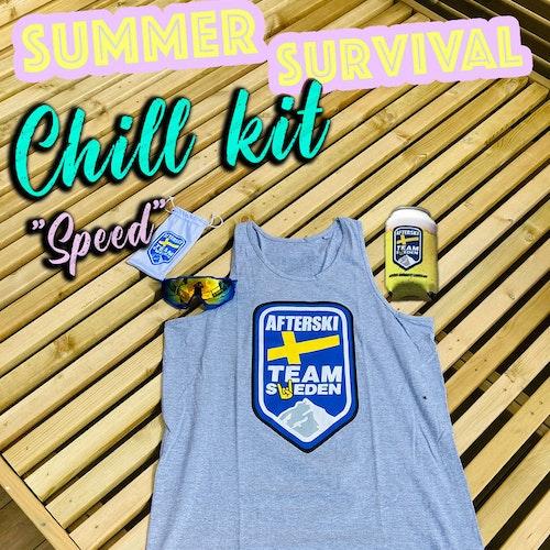 """Chill Kit  """"Speedy"""" Summer Survival"""