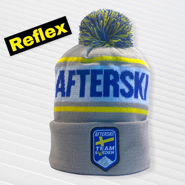 Mössa Reflex Afterski Retro