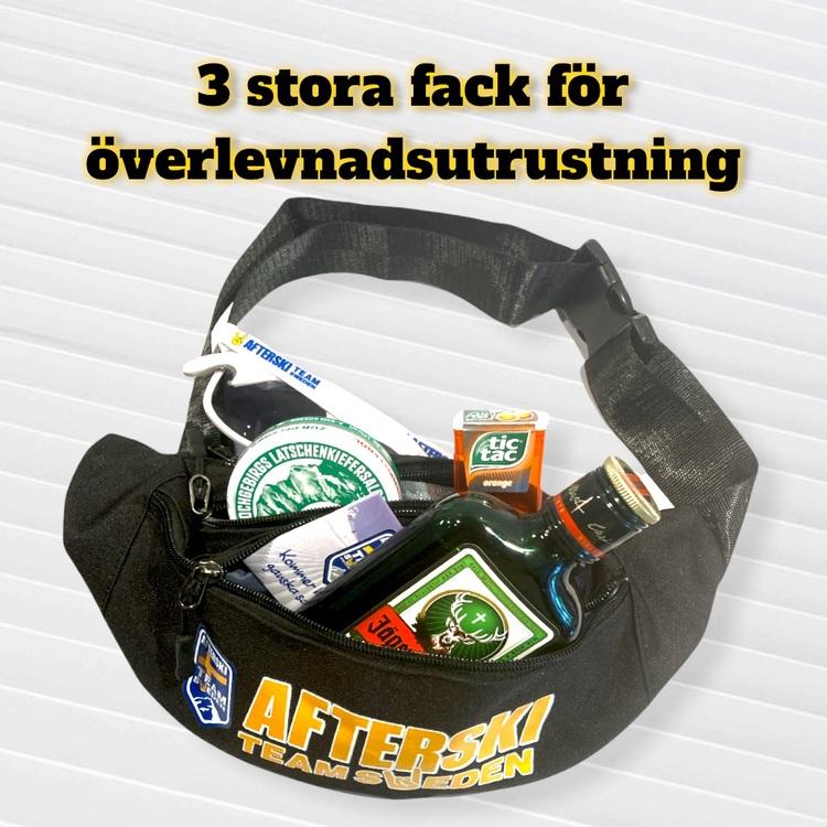 Midjeväska Afterski Team Sweden