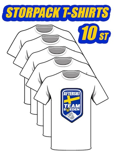 Storpack Afterski Team T-shirts